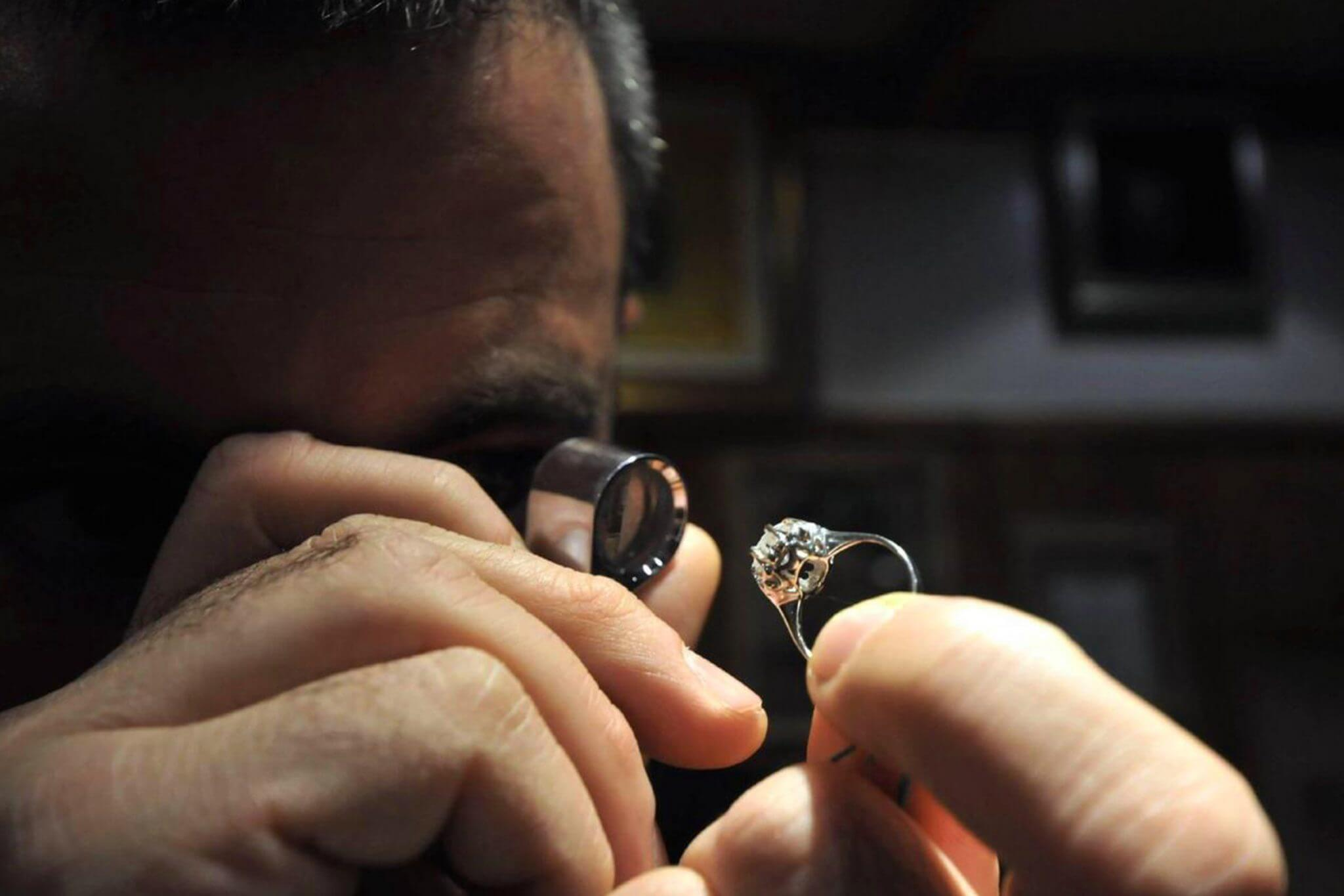 avaliacao de joias diamante rolex